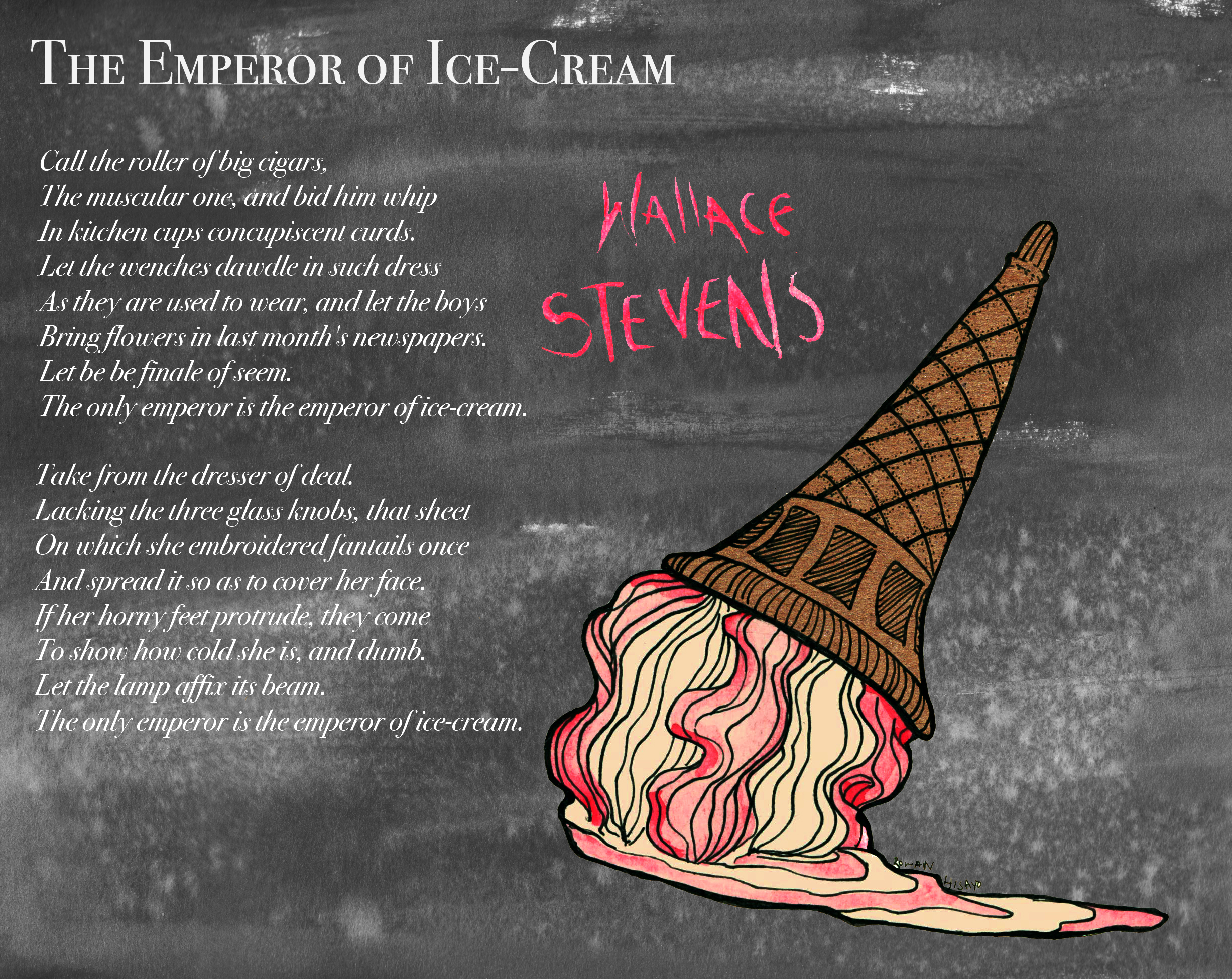 emperor of ice cream Alan moore and the emperors of ice cream.